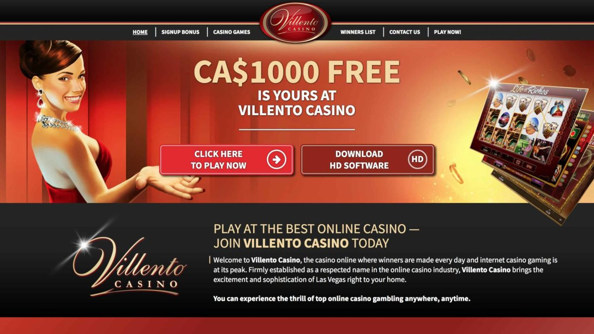 villento casino review